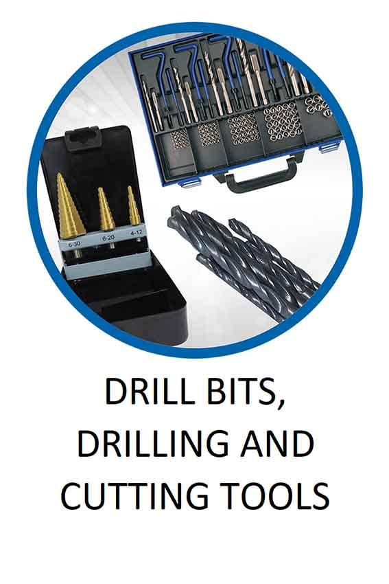 Drill Bits and Cutting Tools
