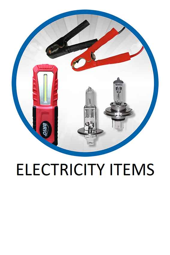 Electricity Items