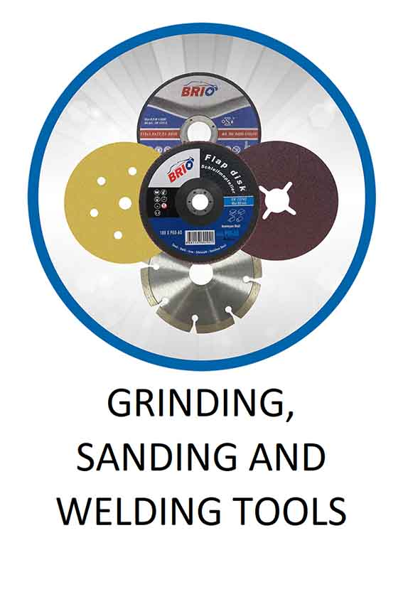 Grinding Welding and Sanding Tools