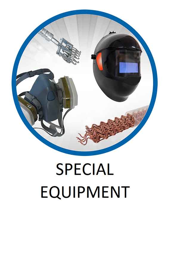 Special Equipments