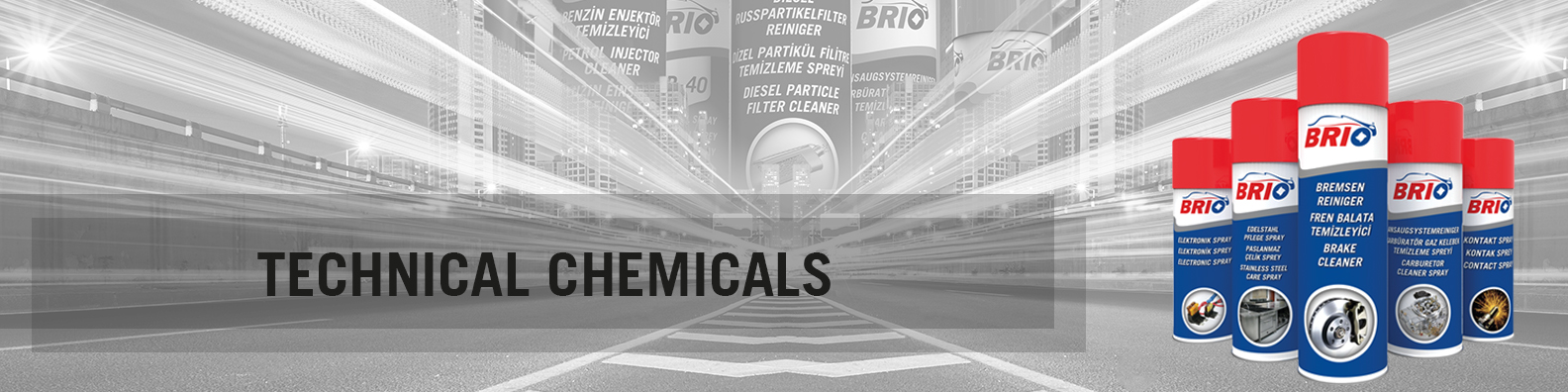 BRIO Europe Technical Chemicals