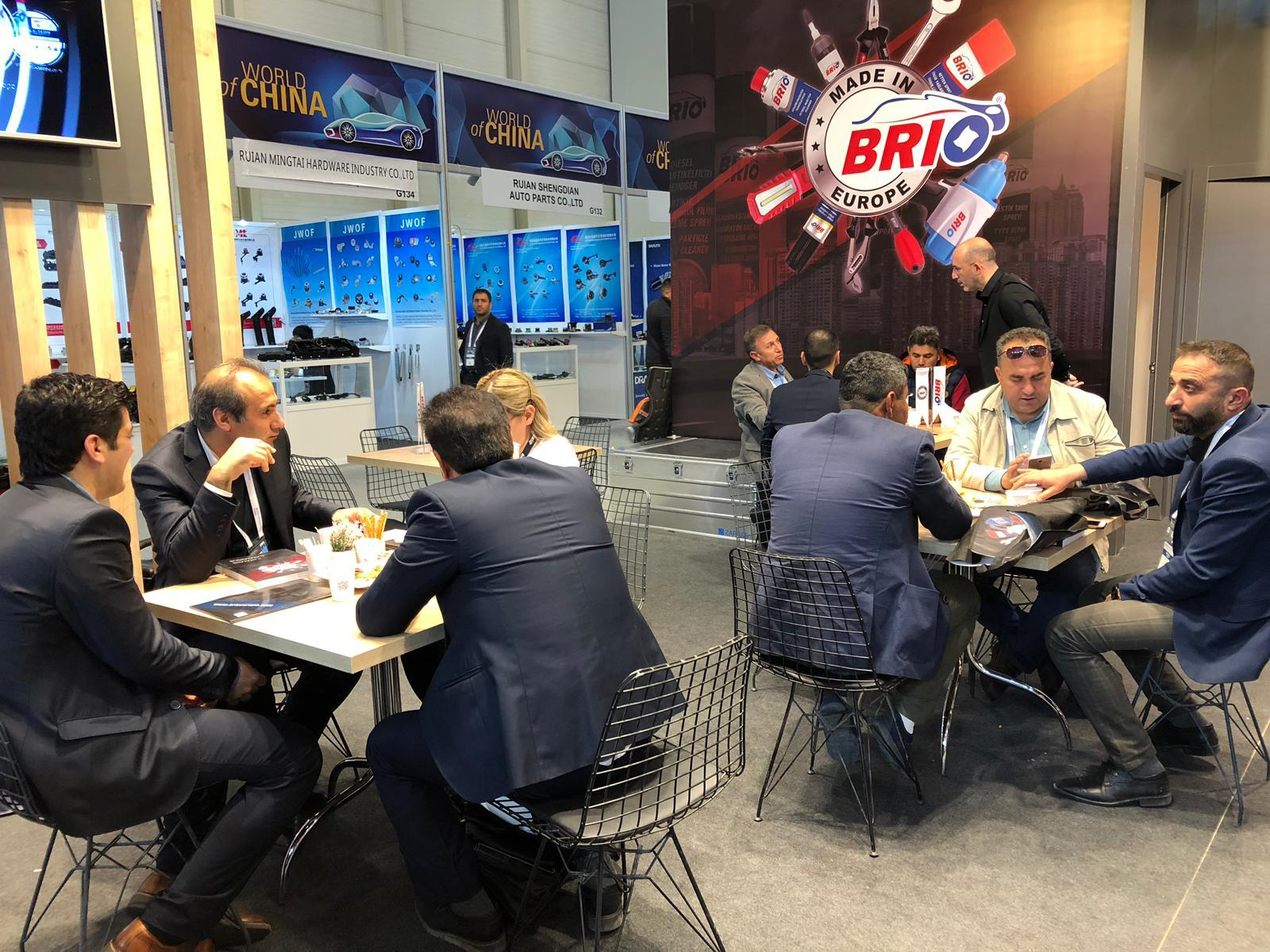 AutoMechanika2019 Brio