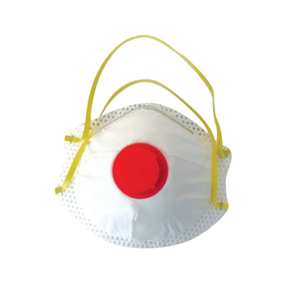 Dust Mask FFP2 with Vent