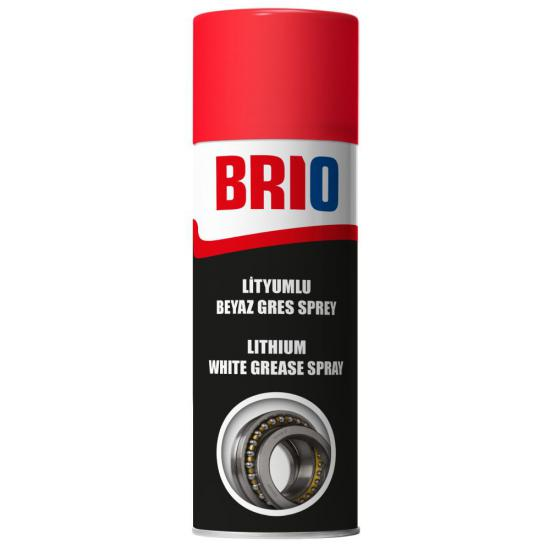 White Liquid Grease Spray 400 ml