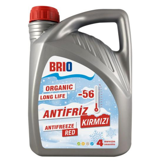 Antifreeze Red -56° 3 L