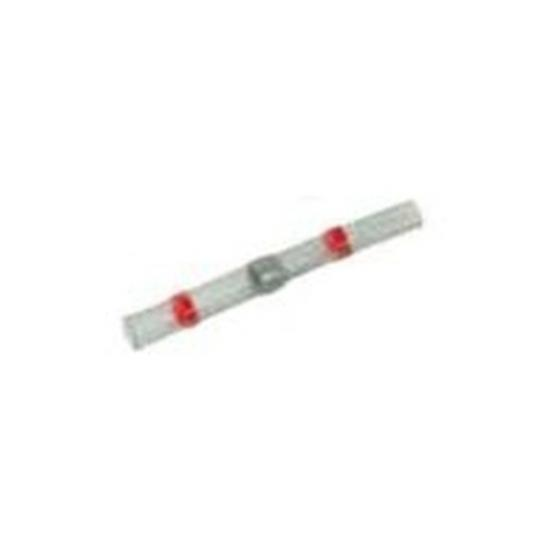 ''Heat and Connect'' Cable Connector with Solder 0,75 - 1,5 mm Red