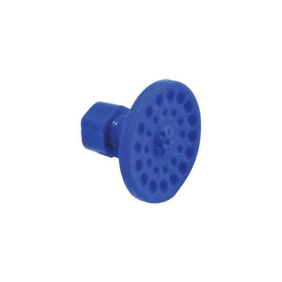 Dent Lifting Puller Tab Blue, Round