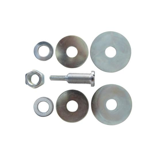 Rust Remover Abrasive Disc Shaft Set