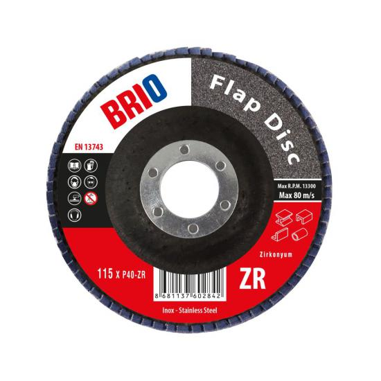 Flap Disc 115xp40 ZR