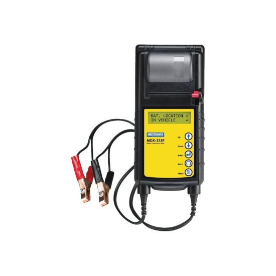 Battery Tester Device with Printer 12V Auto