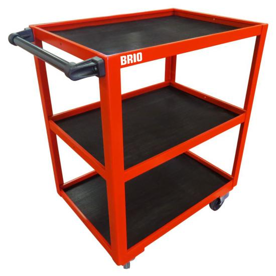 Workshop Trolley Red
