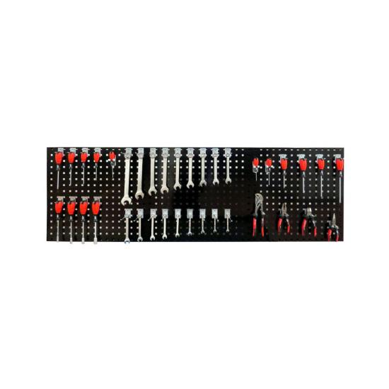 Empty Pegboard 1700x550 mm