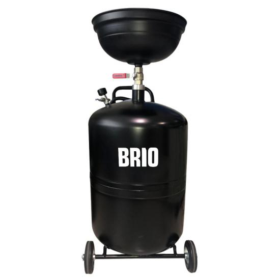 Pneumatic Waste Oil Drainer with Funnel 80 L