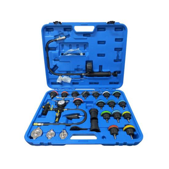 27 Piece Radiator Pressure Testing Kit