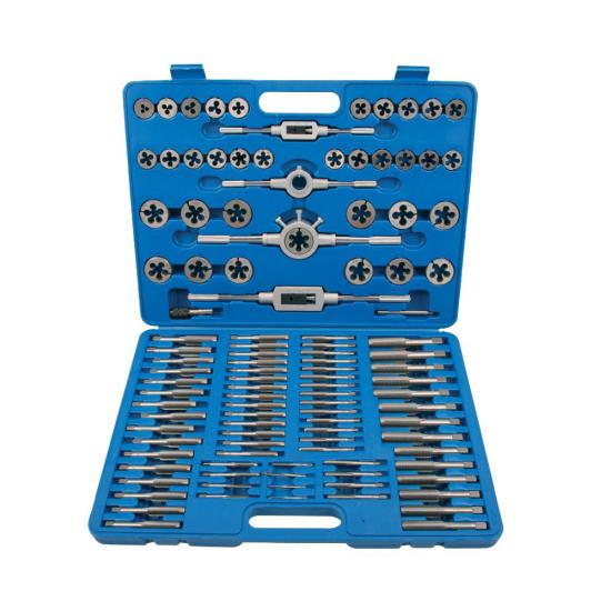 110 Piece Tap and Die Set M2-M18