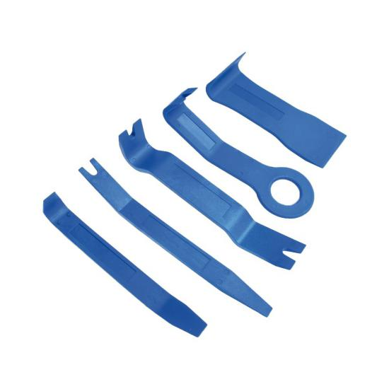 5 Piece Trim Strip Set Various Shapes