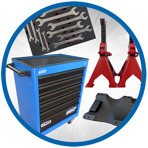 Tool Cupboards and Tool Sets